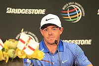 WGC - Bridgestone Invitational 2014