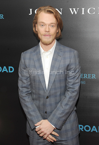 New York, NY- October 13: Alfie Allen attends the Summit Entertainment and Thunder Road Pictures New York screening of John Wick at the Regal Union Square on October 13, 2014 in New York City. Credit: John Palmer/MediaPunch