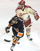 Will Harvey, Julian Marcuzzi - The Princeton University Tigers defeated the University of Denver Pioneers 4-1 in their first game of the Denver Cup on Friday, December 30, 2005 at Magness Arena in Denver, CO.
