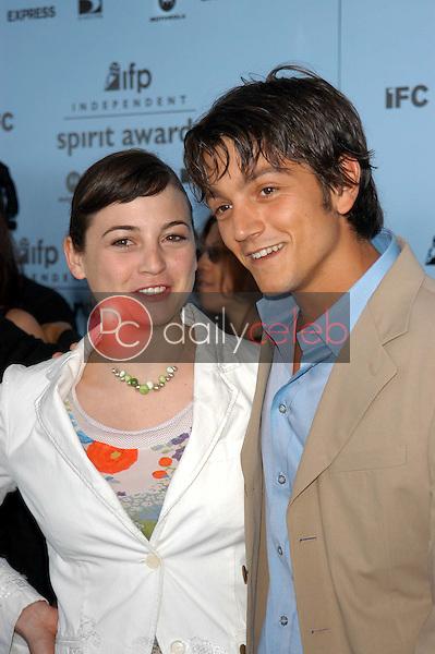 Leonor Watling and Diego Luna