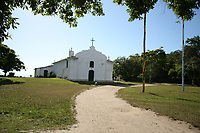 PORTO SEGURO, BA, 08.05.2008 - TRANCOSO - imagem de arquivo da Igreja de São João Batista, em Trancoso, distrito de Porto Seguro (BA). (Foto: Joá Souza / Brazil Photo Press).