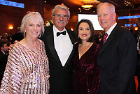 NWA Democrat-Gazette/CARIN SCHOPPMEYER Martha and Paul Bergant (from left) and Gwen and Terry Matthews help support the Mercy Health Foundation.