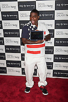Tracy Morgan attends the Samsung Galaxy Note 10.1 Launch Event in New York City, August 15, 2012. &copy;&nbsp;Diego Corredor/MediaPunch Inc. /NortePhoto.com<br />