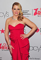 NEW YORK, NY - February 8: Melissa Joan Hart at the Red Dress / Go Red For Women Fashion Show at Hammerstein Ballroom on February 8, 2018 in New York City Credit: John Palmer / MediaPunch