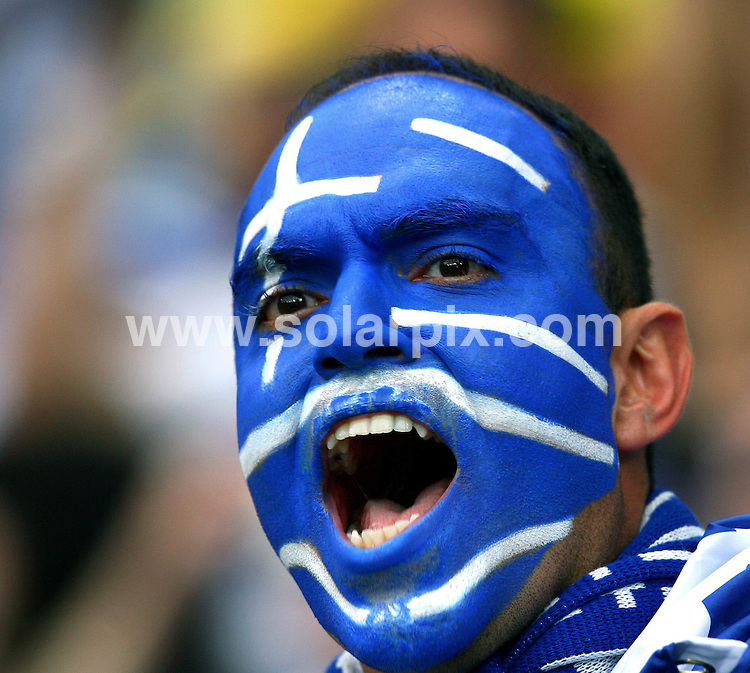 **ALL ROUND PICTURES FROM SOLARPIX.COM**.**SYNDICATION RIGHTS FOR UK AND SPAIN ONLY**.European Championship tournament Euro 2008, Greece versus Sweden at the Wals-Siezenheim Stadium, Salzburg, Austria. Sweden 2 Greece 0. 10th June 2008..This pic: Atmosphere..JOB REF: 6606 CPR/Ronny Hartmann       .DATE: 10_06_2008.**MUST CREDIT SOLARPIX.COM OR DOUBLE FEE WILL BE CHARGED* *UNDER NO CIRCUMSTANCES IS THIS IMAGE TO BE REPRODUCED FOR ANY ONLINE EDITION WITHOUT PRIOR PERMISSION*