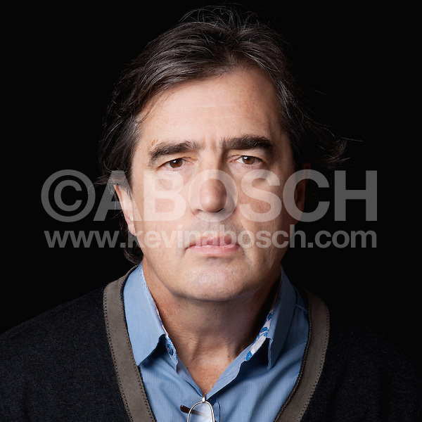 Portrait of Sebastian Barry photographed by Kevin Abosch