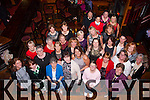Party Ladies<br /> ---------------<br /> 'Name It' is a group of girls from Spa Rd,Tralee who gathered in the Meadowlands hotel,Tralee last Saturday night for their Christmas Party