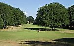 HATTEM - Hole 1 van de  Hattemse Golfclub. COPYRIGHT KOEN SUYK