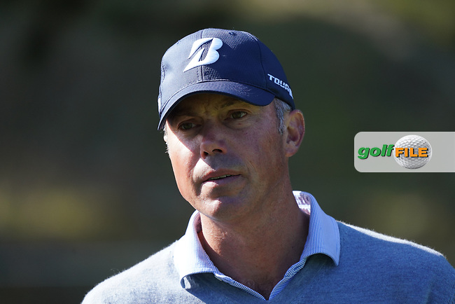 Matt Kuchar (USA) at Spyglass Hill during the second round of the AT&T Pro-Am, Pebble Beach, Monterey, California, USA. 06/02/2020<br /> Picture: Golffile | Phil Inglis<br /> <br /> <br /> All photo usage must carry mandatory copyright credit (© Golffile | Phil Inglis)
