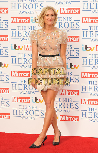 Jenni Falconer at the NHS Heroes Awards 2018, London Hilton on Park Lane Hotel, Park Lane, London, England, UK, on Monday 14 May 2018.<br /> CAP/CAN<br /> &copy;CAN/Capital Pictures