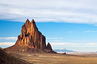 Shiprock Rock, New Mexico, USA