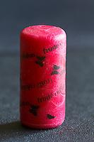 plastic cork