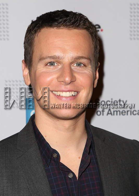 Jonathan Groff attends the 30th Annual Artios Awards at 42 WEST on January 22, 2015 in New York City.