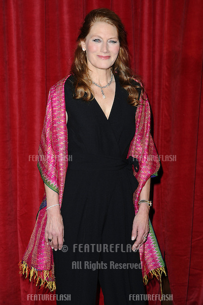 Geraldine James arriving for the 'Sherlock Holmes: A Game of Shadows' premiere at the Empire Leicester Square, London. 08/12/2011 Picture by: Steve Vas / Featureflash