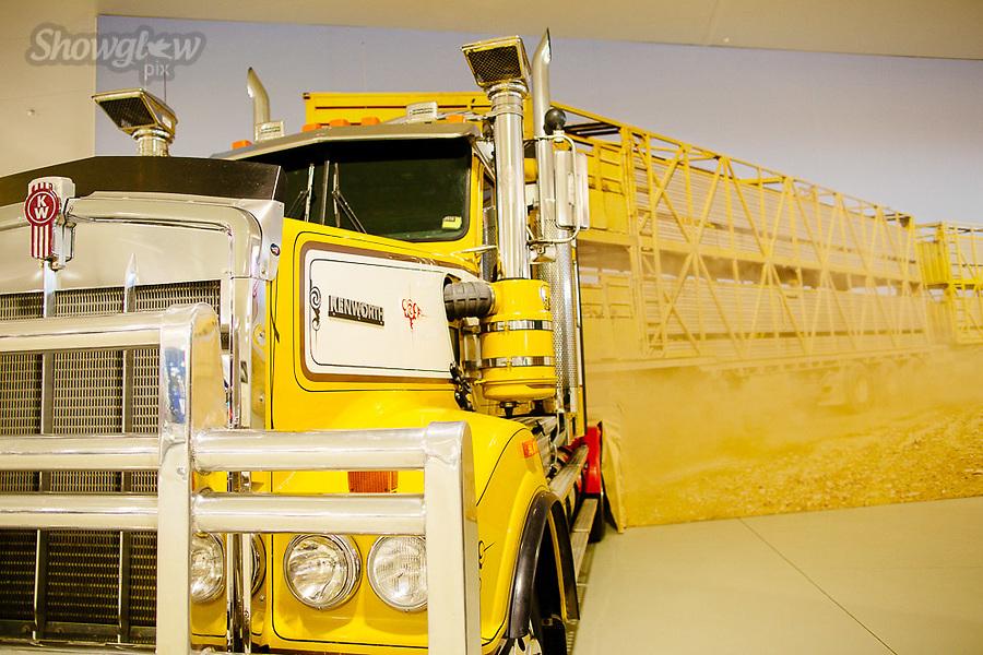 Image Ref: CA698<br /> Location: Transport Hall of Fame, Alice Springs<br /> Date of Shot: 14.09.18