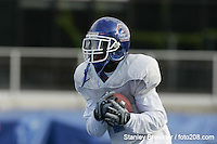 Boise St Football 2008 Spring Scrimage 1