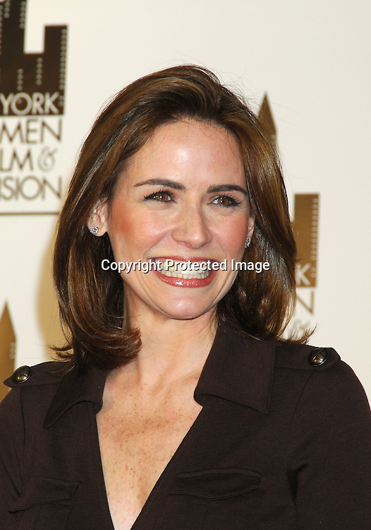 Alexis Glick ..at The New York Women in Film and Televison 25th Annual ..Muse Awards on December 13, 2005 at The New York Hilton Hotel. ..Photo by Robin Platzer, Twin Images