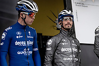 Julian Alaphilippe (FRA/Deceuninck - Quick-Step) at sign-on<br /> <br /> Stage 6: Saint-Vulbas to Saint-Michel-de-Maurienne (228km)<br /> 71st Critérium du Dauphiné 2019 (2.UWT)<br /> <br /> ©kramon