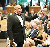 Opening night at the Fasig Tipton Saratoga Select Sales - 8/5/2013