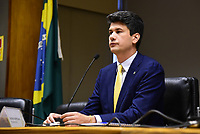Brasilia (DF) 16/07/2019 - O novo presidente do BNDES Gustavo Montezano durante coletiva de imprensa no Ministério da Fazenda, nesta terça-feira, 16. (Foto: Ricardo Botelho/Brazil Photo Press)