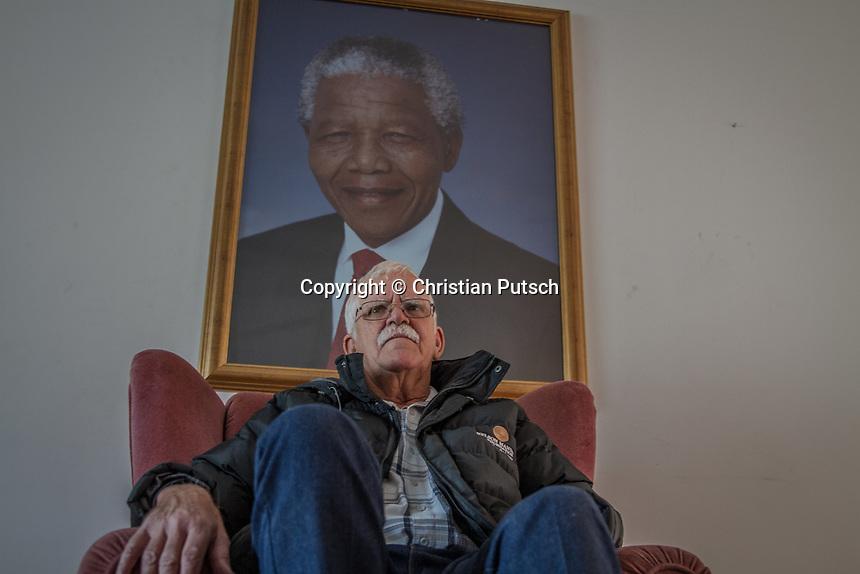 Jack Swart, Mandelas letzter Gefängniswärter