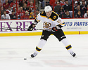 Boston Bruins Tyler Seguin (19) during a game against the Carolina Hurricanes on January 28, 2013 at PNC Arena in Charlotte, NC. The Bruins beat the Hurricanes 5-3.