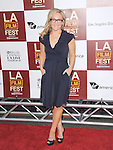 Rachael Harris at The Los Angeles Film Festival North American Premiere of ?TO ROME WITH LOVE, ? held at   The Regal Cinemas L.A. LIVE Stadium 14 in Los Angeles, California on June 14,2012                                                                               © 2012 Hollywood Press Agency