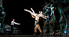 Sylvia<br /> Birmingham Royal Ballet <br /> choreography by David Bentley <br /> at the Birmingham Hippodrome, Birmingham, Great Britain<br /> rehearsal <br /> 23rd June 2015 <br /> <br /> Momoko Hirata as Sylvia<br /> <br /> Joseph Caley as Amynta<br /> <br /> <br /> Tyrone Singleton as Orion <br /> <br /> <br /> <br /> <br /> Photograph by Elliott Franks <br /> Image licensed to Elliott Franks Photography Services