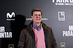 Cayetano Martinez de Irujo attends to 'Morir para contar' film premiere during the Madrid Premiere Week at Callao City Lights cinema in Madrid, Spain. November 13, 2018. (ALTERPHOTOS/A. Perez Meca)