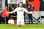 Luka Jovic (Eintracht Frankfurt #8) beim Spiel in der Fussball Bundesliga, TSG 1899 Hoffenheim - Eintracht Frankfurt.<br /> <br /> Foto &copy; PIX-Sportfotos *** Foto ist honorarpflichtig! *** Auf Anfrage in hoeherer Qualitaet/Aufloesung. Belegexemplar erbeten. Veroeffentlichung ausschliesslich fuer journalistisch-publizistische Zwecke. For editorial use only. DFL regulations prohibit any use of photographs as image sequences and/or quasi-video.