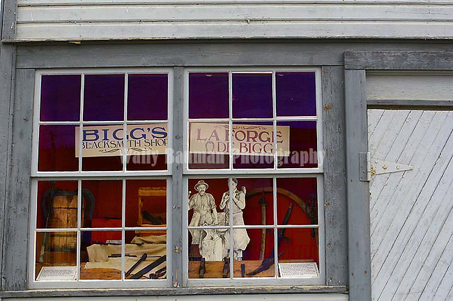 Dawson City 2010,THE YUKON TERRITORY, CANADA,store window