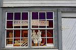 Dawson City 2010,THE YUKON TERRITORY, CANADA,store window