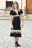 Veronika Heilbrunner arrives for the VIP preview of the Royal Academy of Arts Summer Exhibition 2016