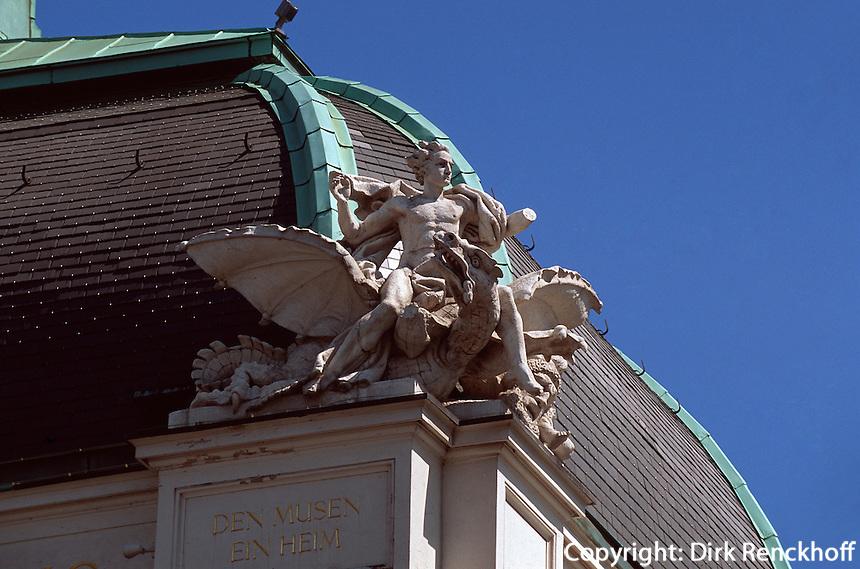 Deutsches Schauspielhaus,  Hamburg-St. Georg, Deutschland