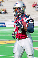 Mike Pringle Montreal Alouettes 2000. Photo Grant Bradley