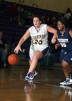 Girls JV Basketball vs University 11-19-09