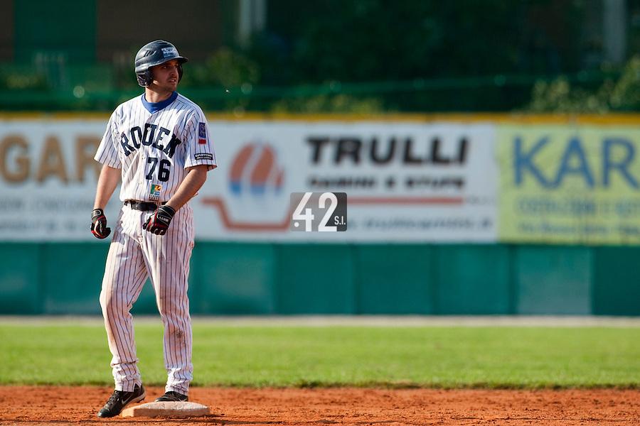 Baseball - European Cup 2009 - Anzio (Italy) - 04/04/2009 - Danesi Caffe' Nettuno v Rouen Baseball '76 - Flavien Peron