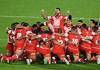 Tonga v Australia - 20 Oct 2018