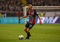 Sebastian Rode (Eintracht Frankfurt) - 29.08.2019: Eintracht Frankfurt vs. Racing Straßburg, UEFA Europa League, Qualifikation, Commerzbank Arena<br /> DISCLAIMER: DFL regulations prohibit any use of photographs as image sequences and/or quasi-video.