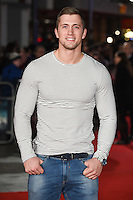 Dan Osborne at the European premiere for &quot;Pride and Prejudice and Zombies&quot; at the Vue West End, Leicester Square.<br /> February 1, 2016  London, UK<br /> Picture: Steve Vas / Featureflash