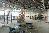 Central High School Bridgeport CT Expansion & Renovate as New. State of CT Project # 015-0174. One of 86 Photographs of Progress Submission 30, 31 July 2017