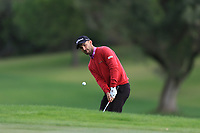 Emilio Cuartero Blanco (ESP) on the 7th during Round 2 of the Challenge Tour Grand Final 2019 at Club de Golf Alcanada, Port d'Alcúdia, Mallorca, Spain on Friday 8th November 2019.<br /> Picture:  Thos Caffrey / Golffile<br /> <br /> All photo usage must carry mandatory copyright credit (© Golffile | Thos Caffrey)