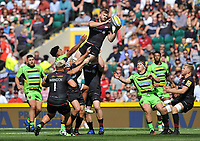Saracens v Northampton Saints. September 2, 2017. Aviva Premiership Rugby