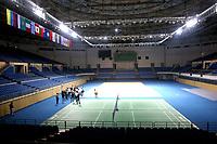 Beijing University of Technology Gymnasium. Olympic Venues<br /> Olimpiadi Pechino 2008. Impianto Giochi Olimpici<br /> Foto Cspa/Insidefoto