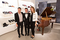 Event - Versace Boston One Year Anniversary with Steinway Piano 9/23/17