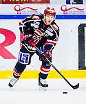 S&ouml;dert&auml;lje 2014-10-23 Ishockey Hockeyallsvenskan S&ouml;dert&auml;lje SK - Malm&ouml; Redhawks :  <br /> S&ouml;dert&auml;ljes Erik Lindhagen i aktion <br /> (Foto: Kenta J&ouml;nsson) Nyckelord: Axa Sports Center Hockey Ishockey S&ouml;dert&auml;lje SK SSK Malm&ouml; Redhawks portr&auml;tt portrait