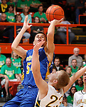 2015 SD State A Boys Aberdeen Roncalli vs Little Wound