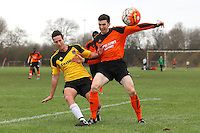 Hackney & Leyton Sunday League 06-12-15