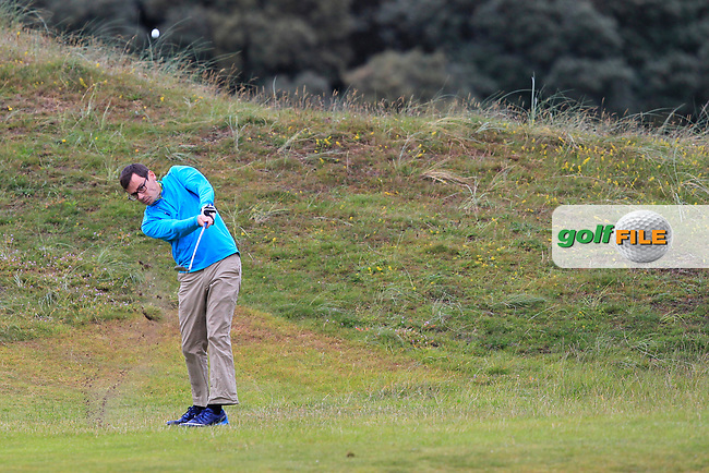 Ian Lynch (Rosslare) during Round 2 of the North of Ireland Amateur Open Championship 2019 at Portstewart Golf Club, Portstewart, Co. Antrim on Tuesday 9th July 2019.<br /> Picture:  Thos Caffrey / Golffile<br /> <br /> All photos usage must carry mandatory copyright credit (© Golffile   Thos Caffrey)