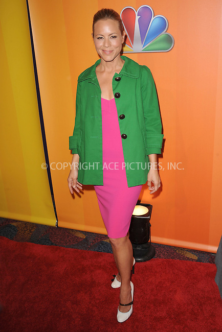 WWW.ACEPIXS.COM . . . .May 16, 2011, New York City.....Maria Bello attends the 2011 NBC Upfront Presentation on May 16, 2011 in New York City....Please byline: KRISTIN CALLAHAN - ACEPIXS.COM.. . . . . . ..Ace Pictures, Inc:  ..tel: (212) 243 8787 or (646) 769 0430..e-mail: info@acepixs.com..web: http://www.acepixs.com